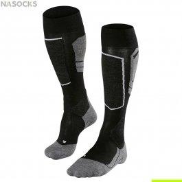 Носки-гольфы лыжные SK4 Men Skiing Knee-high Socks Falke 16550