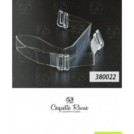 Бретель силикон с крючком COQUETTE REVUE 38022
