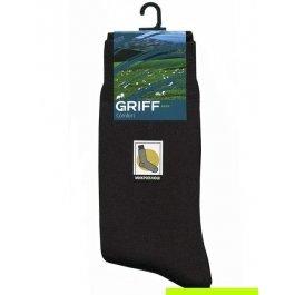 Носки мужские зимние из микроплюша Griff D10 COMFORT