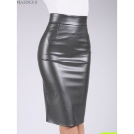 Юбка Giulia PENCIL SKIRT leather 01