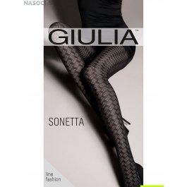 Колготки 100 den Giulia SONETTA 01