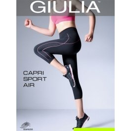 Леггинсы капри спортивные Giulia CAPRI SPORT AIR