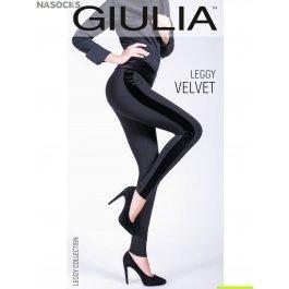 Леггинсы Giulia LEGGY VELVET 02