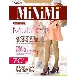 Распродажа колготки женские классические, из микрофибры MiNiMi Multifibra 70 den