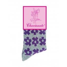 Купить Носки Charmante SCHX-13155 женские махровые, с рисунком