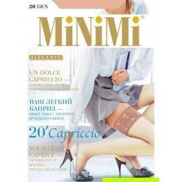 Распродажа чулки женские классические, формованные MiNiMi Capriccio 20 den