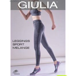 Леггинсы Giulia LEGGINGS SPORT MELANGE 02