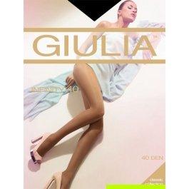 Распродажа колготки женские полупрозрачные, корректирующие Giulia Infinity 40 den