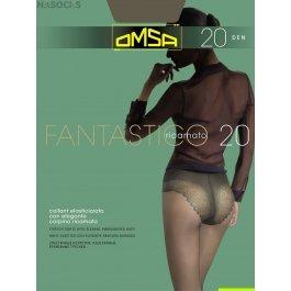 Распродажа колготки женские повседневные OMSA Fantastico 20 den