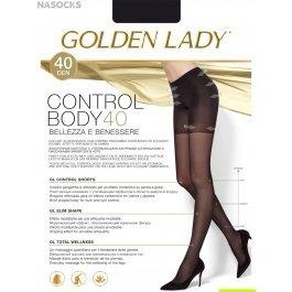 Распродажа колготки женские компрессионные, моделирующие Golden Lady Control Body 40 den