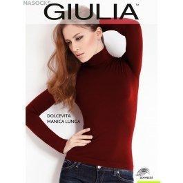 Распродажа водолазка женская Giulia DOLCEVITA MANICA LUNGA бесшовная