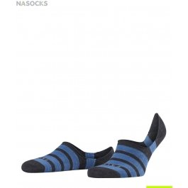 Носки Even Stripe Men No Show Socks Falke 13383