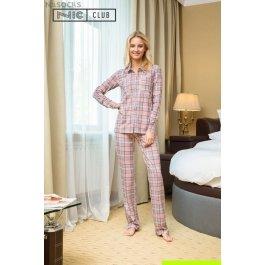 Комплект:блузка и брюки NicClub Pretty 1703