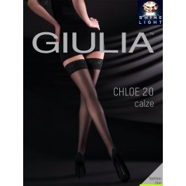 Чулки Giulia CHLOE 20 чулки