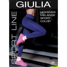 Леггинсы Giulia LEGGINGS SPORT MELANGE COLOR
