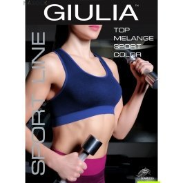 Топ Giulia TOP SPORT MELANGE COLOR