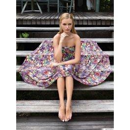Платье пляжное для женщин Charmante WQ 021708