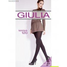 Колготки Giulia MANIA 120 женские теплые