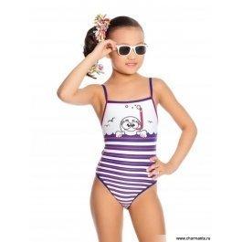 Купальник для девочек слитный Charmante GS 011706