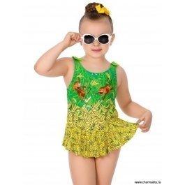 Купальник-платье для девочек Charmante GSQ 011805
