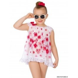 Плавки+платье пляжное для девочек Charmante GPQ 031804