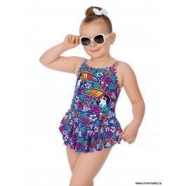 Купальник-платье для девочек Charmante GSQ 131803