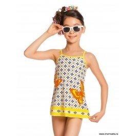 Купальник для девочек слитный Charmante GS 031704