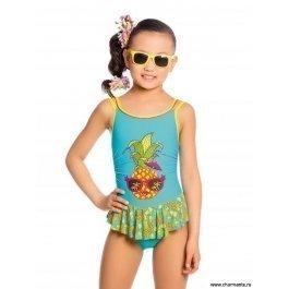 Купальник для девочек слитный Charmante GS 061705
