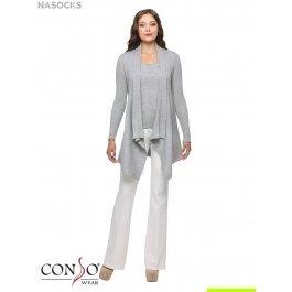 Комплект женский: кардиган+топ Charmante KWSM170725