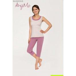 Комплект: топ и брюки AnyMo AN 6-1703