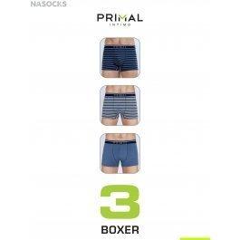 Трусы мужские Primal PRIMAL B181 (3 шт.) boxer
