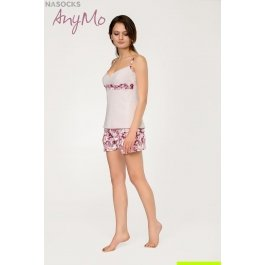 Комплект: топ и шорты AnyMo AN 6-1706