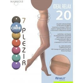 Колготки женские 7 Plezir Ideal Relax 20 den