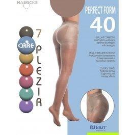 Колготки женские 7 Plezir Perfect Form 40 den