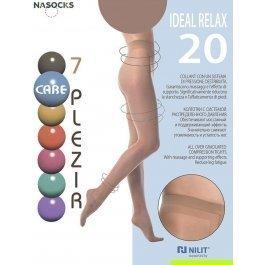 Колготки женские 7 Plezir Ideal Relax 20 Maxi