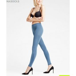Леггинсы Frost Denim 80 den Women Leggings Falke 41125