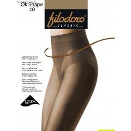 Распродажа колготки женские моделирующие Filodoro OK Shape 40 den