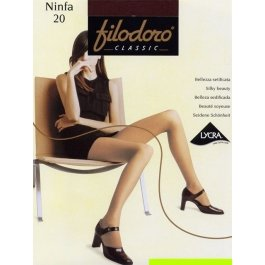 Распродажа колготки женские повседневные Filodoro Ninfa 20 den