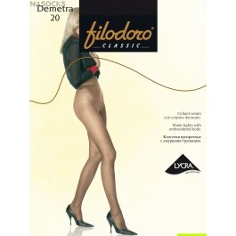 Распродажа колготки женские повседневные Filodoro Demetra 20 den