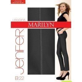 Распродажа брюки-леггинсы женские Marilyn Jenifer B22 180 den
