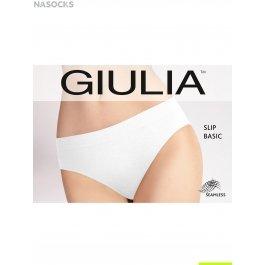 Распродажа трусы-слип женские Giulia SLIP BASIC, бесшовные