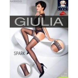 Чулки Giulia SPARK 02 чулки
