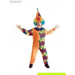 Костюм карнавальный для мальчиков (Клоун) Charmante BCH-1056