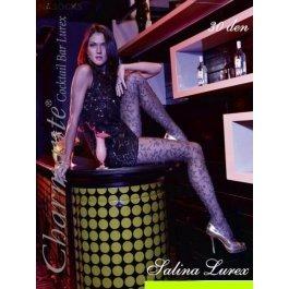 Колготки женские Charmante SALINA lurex 30
