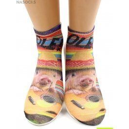 "Носки Hobby Line HOBBY 3Д103-5 носки детские ""Поросенок"""