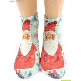 "Носки Hobby Line HOBBY 3Д104-01 носки детские ""Санта-Клаус"""