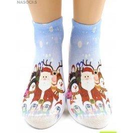 "Носки Hobby Line HOBBY 3Д104-03 носки детские ""Новогодние персонажи"""