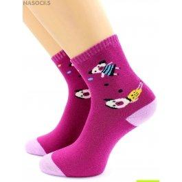 Носки Hobby Line HOBBY 3653 носки детские махровые внутри веселые поросята