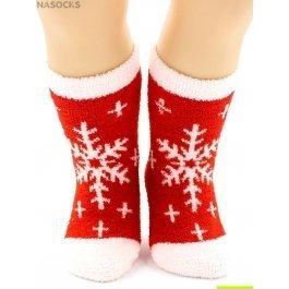Носки Hobby Line HOBBY 3303 носки детские махровые пенка новогодние