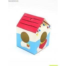 Аксессуары Hobby Line HOBBY коробочка для носков в форме домика-будки д/дев